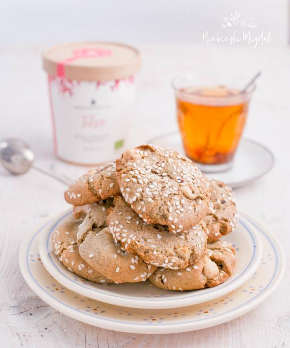 Ciasteczka Żyto & Orzechy Laskowe